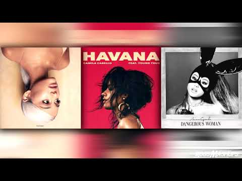 ''Breathin Into Havana'' | MASHUP feat. Ariana Grande & Camila Cabello