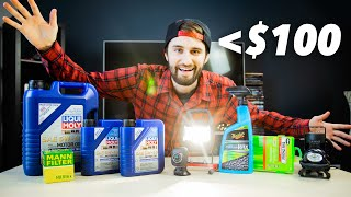 5 Gifts For Car Lovers Under $100!!
