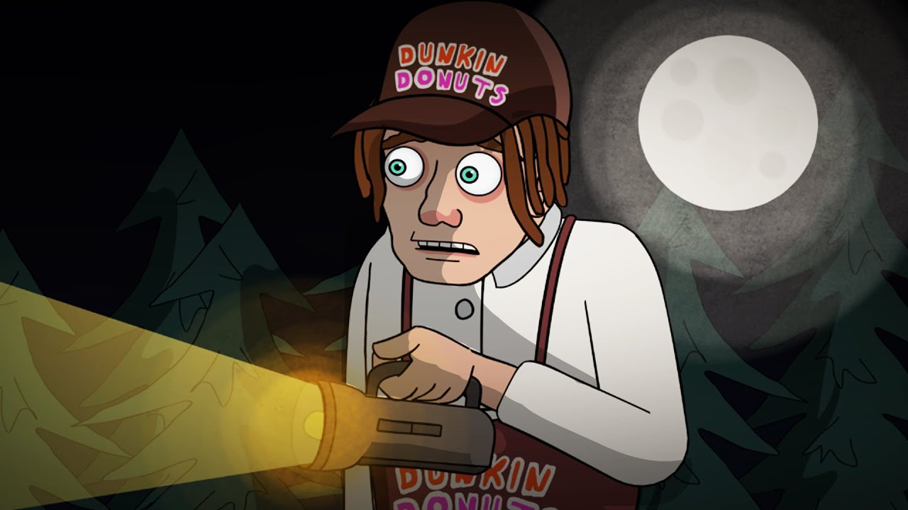 4 BLACKOUT HORROR STORIES ANIMATED