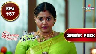 Idhayathai Thirudathey | இதயத்தை திருடாதே | Episode 487 | Coming Up Next