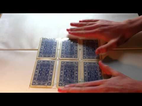 Portemonnaie basteln aus Spielkarten - eine Anleitung zum Brieftasche selber basteln