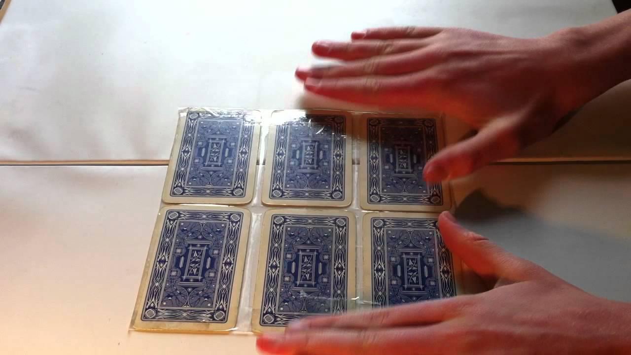 Portemonnaie basteln aus Spielkarten - eine Anleitung zum
