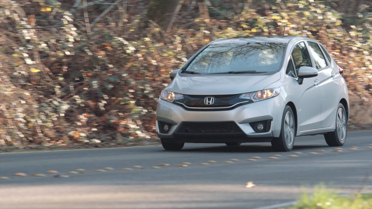 2016 Honda Fit Ex L Review Autonation