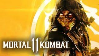 MORTAL KOMBAT 11 - O Início de Gameplay no Modo História | Campanha em Português PT-BR