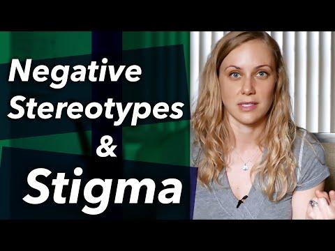 Negative Stereotypes & STIGMA in Mental Health | Kati Morton
