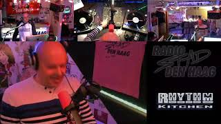 Radio Stad Den Haag - Rhythm Kitchen (Jan. 22, 2019).