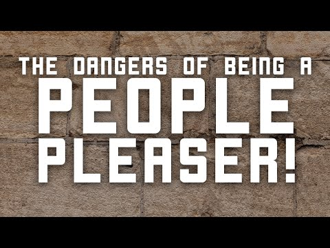 The Risks to be a People-Pleaser