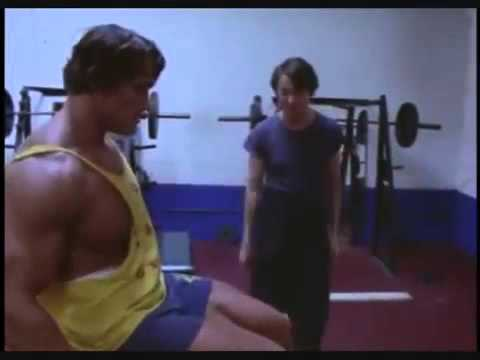 Pumping Iron   Unseen Footage   Bud Cort
