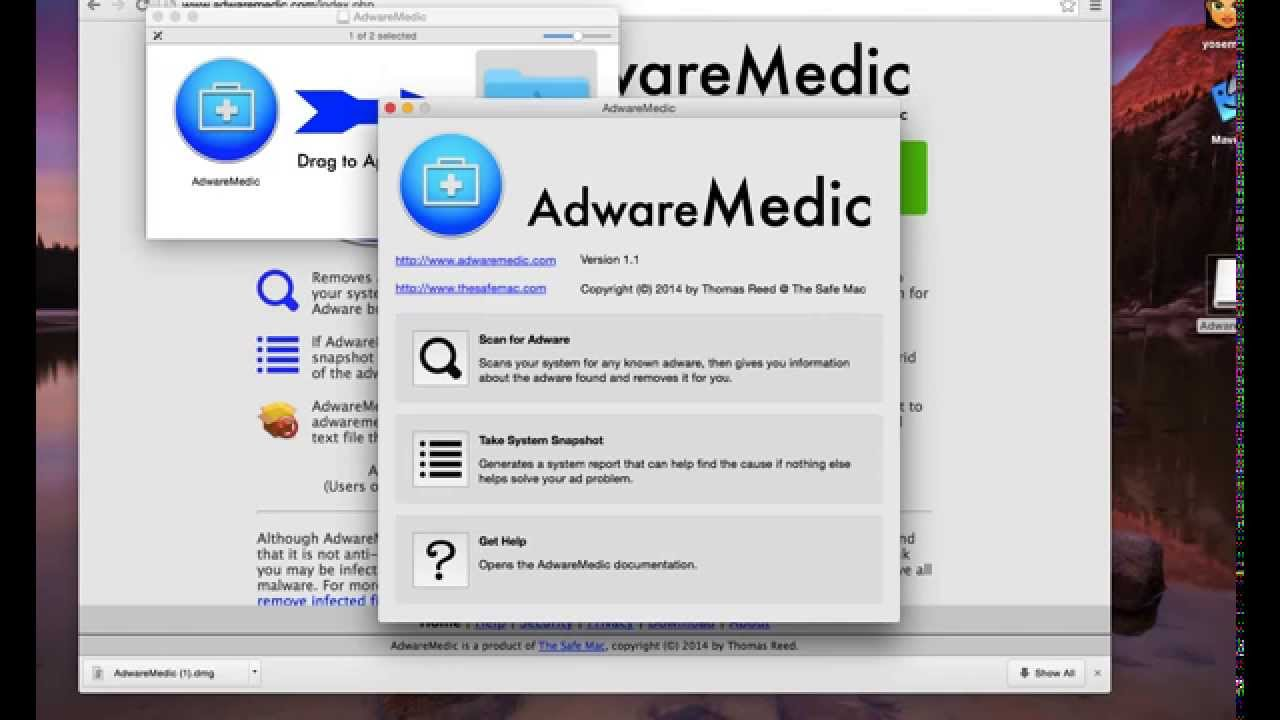 How to Remove ADWARE MALWARE VIRUS on MAC OSX for FREE for iMac, MacBook  Pro, & MacBook Air