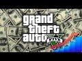 Grand Theft Auto V Como Ganar Mucho Dinero En LA Bolsa 20 Millones o Mas  TheJairovY | dinero gta v