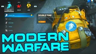 Modern Warfare NEW Perk for BETA amp DLC Perks Leaked Info