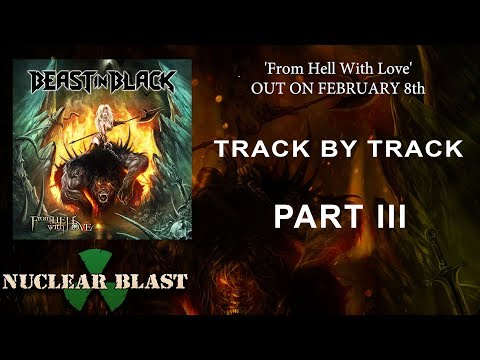 BEAST IN BLACK - From Hell With Love (OFFICIAL TRACK BY TRACK #3) Mp3