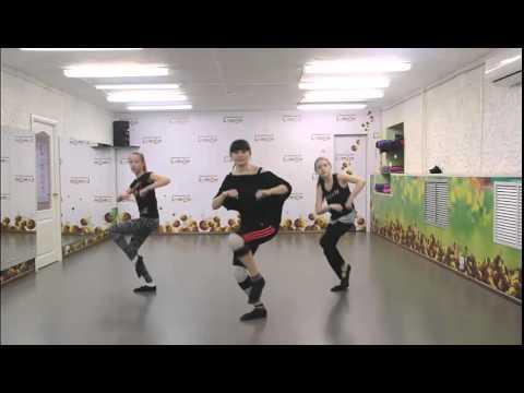 Видео уроки современных танцев на русском