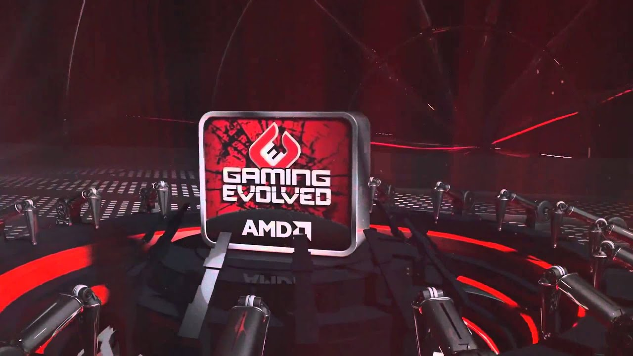amd gaming evolved new intro 2012 - youtube