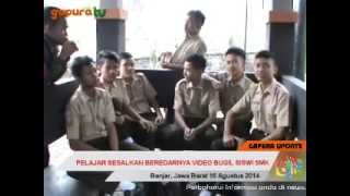 Pelajar Kota Banjar sesalkan Beredarnya Video Bugil siswi SMK_GapuraTV