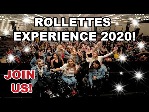 Rollettes Experience Website