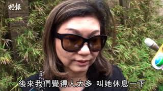 Gambar cover 【六嬸出殯】指方逸華心繫TVB 樂易玲:她想出席台慶