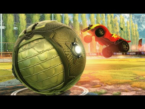 AWESOME ROCKET TEAM-PLAY! (Rocket League Funny Moments)