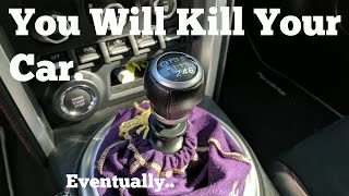 5 Things To NEVER Do In A Manual Car thumbnail