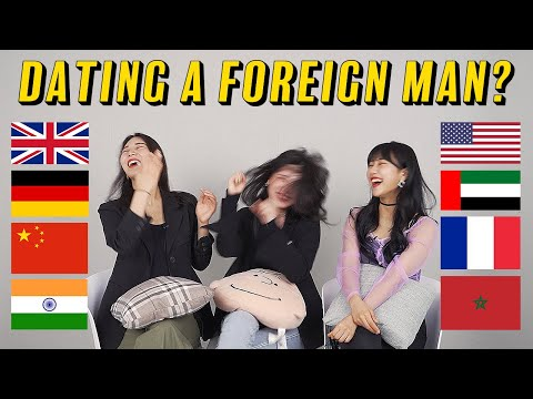 What do Asian women think of dating with Western men?