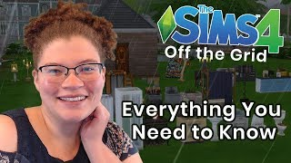 OFF THE GRID LOT TRAIT // Everything You NEED to Know