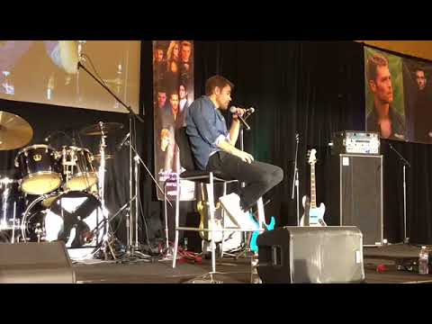 Paul Wesley Creation TVD Seattle Montage 1