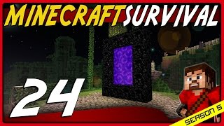 Minecraft Survival 1.10 | Lets Play [S5E24] - Mamadog's Visit!