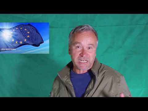 "Actor Thomas Darchinger and his ""Pulse"" of Europe"