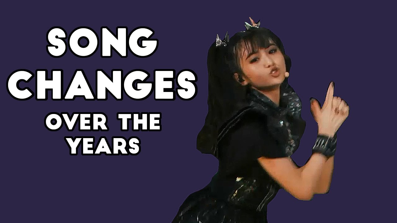 Babymetal Live Song Changes Over the Years