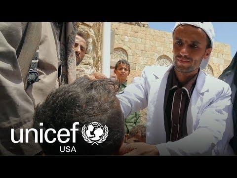 Yemen's Unsung Heroes Battle Polio