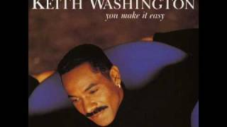Keith Washington - Stay In My Corner