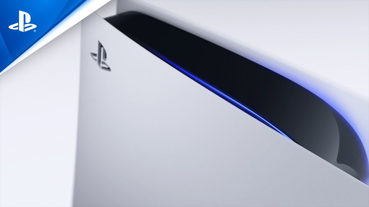 Sony revela o design do PlayStation 5