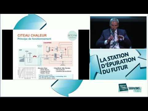 Quand la station d'épuration devient source d'énergie - les exemples de Belleville et Grenoble