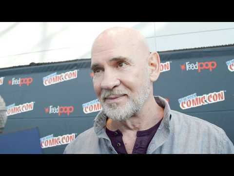 NYCC 2015 - X-Files Mitch Pileggi Interview