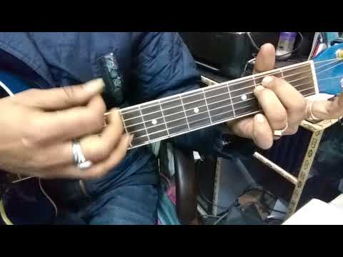 Tu Tu Hai Wahi Full Guitar chords Lesson.