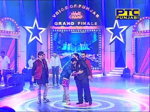 Voice Of Punjab Chhota Champ I Grand Finale Event I Lakhwinder Wadali Performance