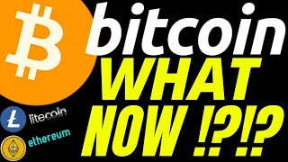CAUTION !! BITCOIN LITECOIN ETHEREUM and DOW SET FOR PUMP or DUMP? price, analysis, news, trading