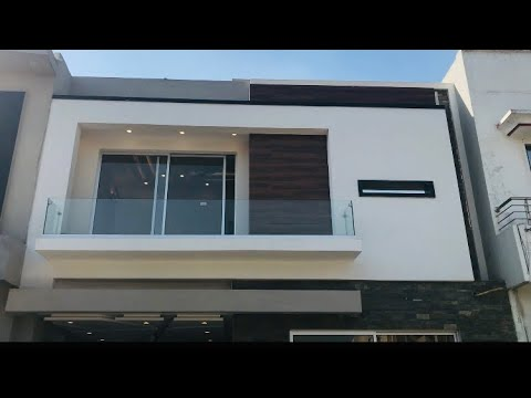 5 Marla House Design In Lahore Youtube