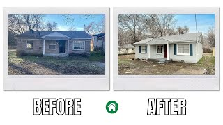 Before and After: 535 Delta Rd