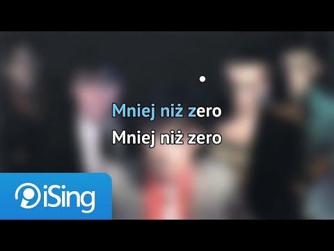 Lady Pank - Mniej niż zero (karaoke iSing)