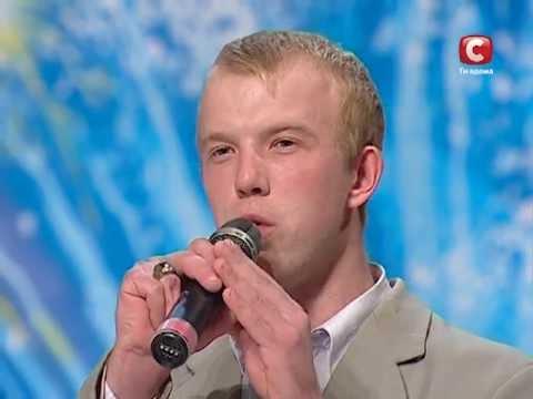 Александр Аникеев «Голубая луна» «Україна має талант