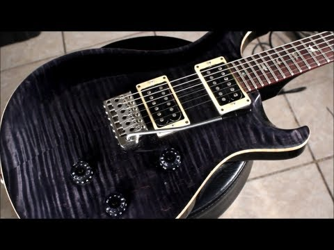 PRS Guitar Review- Paul Reed Smith Custom 24
