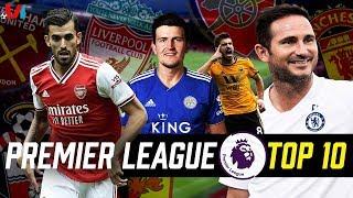 Top 10 Dingen Om Naar Uit Te Kijken In De Premier League!