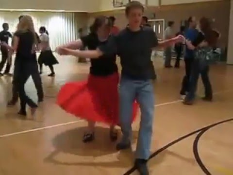 Swing Night: How Lucky Can One Guy Be - Bre, Preston