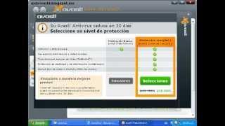 Avast AntiVirus 6.0.11 + Seriales Mediafire