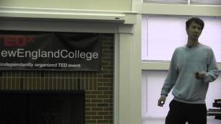 Autism: give me a chance and I will change everything   Noah Britton   TEDxNewEnglandCollege