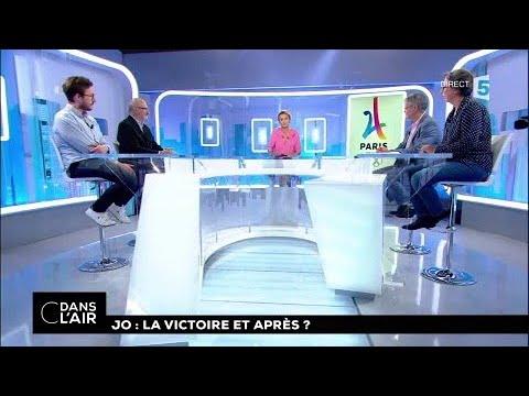 JO : la victoire et après ? #cdanslair 14.09.2017