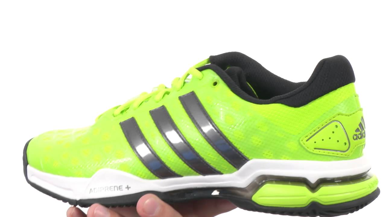 4c39f9bc6588 adidas Barricade Club SKU 8640452 - YouTube