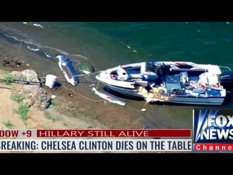 BREAKING: Chelsea Clinton Dies In The OR-Hillary Still Critical After Boating Accident
