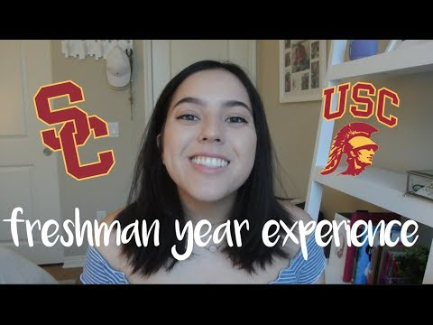 is usc right for you?? my freshman year experience!